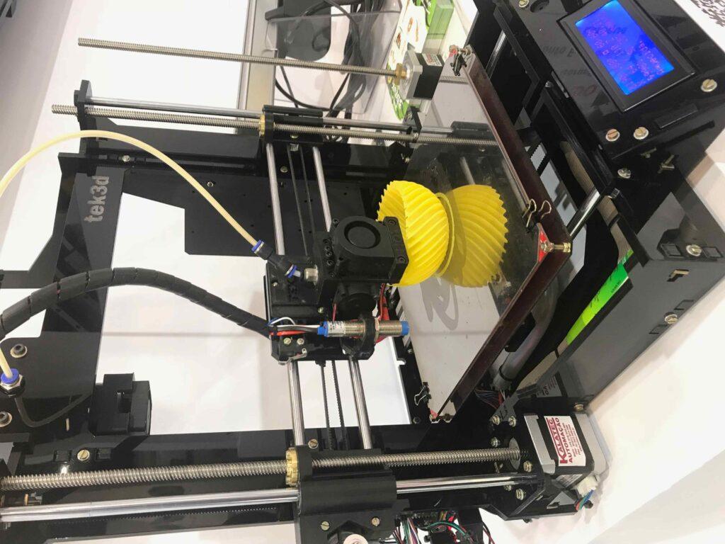 motor de passo para impressora 3d