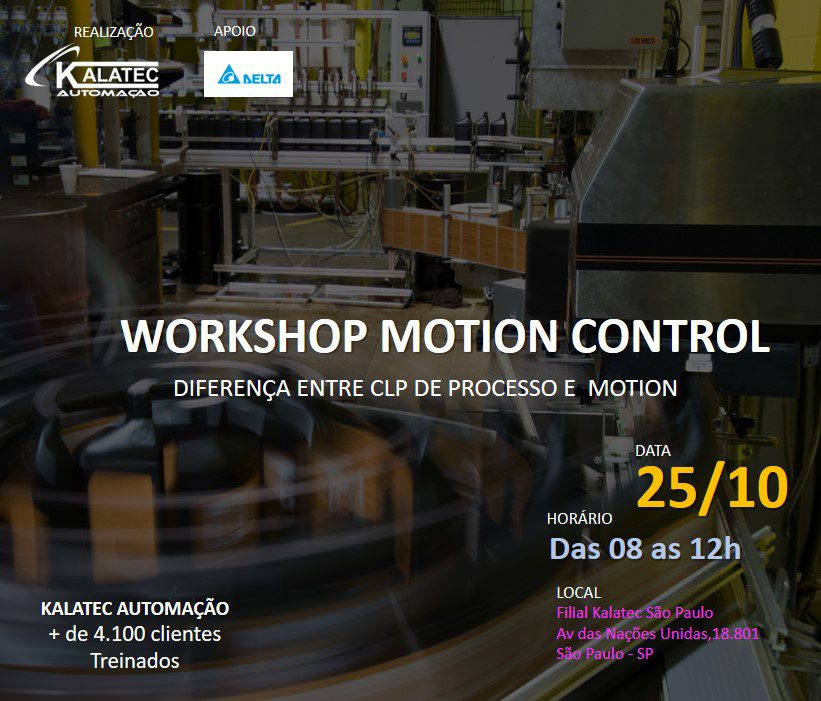 Workshop Motion Control