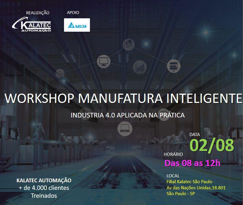 Workshop Manufatura Inteligente