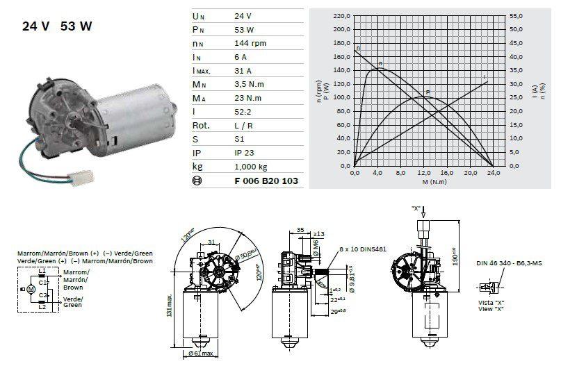 F006.B20.103-datasheet-motor bosch 24v