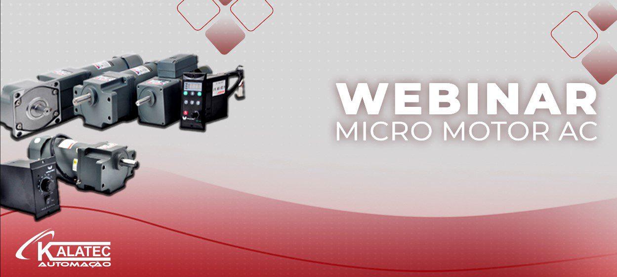 Micro Motor Monofásico AC